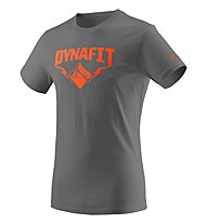 Dynafit Graphic - T-Shirt Bergsport - Herren, Grey/Orange