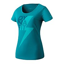 Dynafit Graphic - T-Shirt Bergsport - Damen, Blue