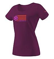 Dynafit Graphic - T-Shirt Bergsport - Damen, Purple/Pink/Orange