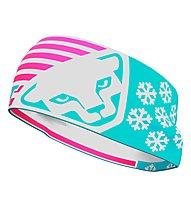 Dynafit Graphic Performance - Ohrenschützer/Stirnband, White/Light Blue/Pink