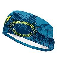 Dynafit Graphic Performance - Ohrenschützer/Stirnband, Blue/Dark Blue/Neon
