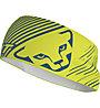 Dynafit Graphic Performance - fascia paraorecchie, Blue/Yellow