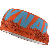 Dynafit Graphic Performance - Ohrenschützer/Stirnband, Orange/Blue