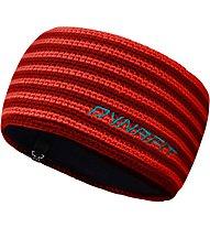 Dynafit Hand Knit - Stirnband Skitouren, Red