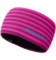 Dynafit Hand Knit - Stirnband Skitouren, Pink
