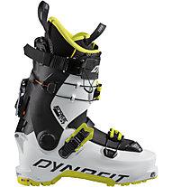 Dynafit HOJI Free 110 - Skitourenschuh - Unisex, White/Yellow