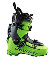 Dynafit Hoji PU - scarpone scialpinismo, Green/Black