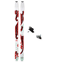 Dynafit Laila Peak - Tourenski Set: Ski + Bindung