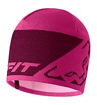 Dynafit Leopard Logo - Mütze, Pink/Purple