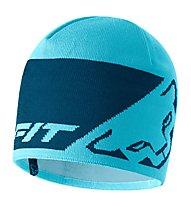 Dynafit Leopard Logo - Mütze, Light Blue/Blue