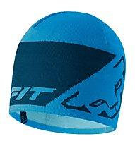 Dynafit Leopard Logo - Mütze, Blue/Dark Blue