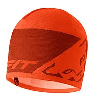 Dynafit Leopard Logo - Mütze, Orange/Red
