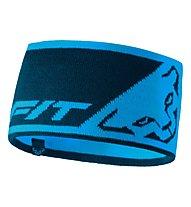 Dynafit Leopard Logo - Stirnband, Blue/Dark Blue