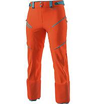 Dynafit Radical 2 Gore-Tex® - Skitourenhose - Damen, Orange/Grey