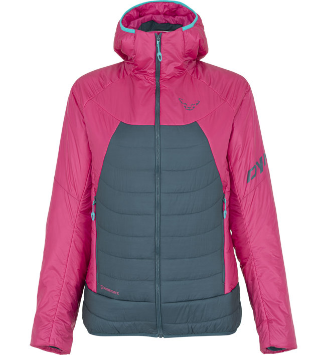 Dynafit Radical 3 Primaloft® - Primaloftjacke - Damen, Pink/Blue/Light Blue