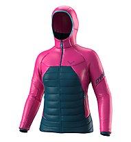 Dynafit Radical 3 Primaloft® - giacca in Primaloft - donna, Pink/Blue/Light Blue