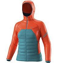 Dynafit Radical 3 Primaloft® - giacca in Primaloft - donna, Orange/Light Blue