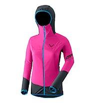 Dynafit Mezzalama 2 PTC Alpha - giacca con cappuccio sci alpinismo - donna, Pink