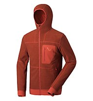 Dynafit Mera 2 Ptc M Hoody Giacca in pile, Orange