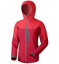 Dynafit Mercury 2 Dst - giacca softshell sci alpinismo - donna, Red