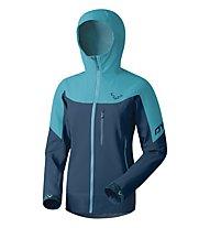 Dynafit Mercury 2 Dst - giacca softshell sci alpinismo - donna, Light Blue
