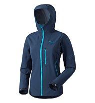 Dynafit Mercury 2 Dst - giacca softshell sci alpinismo - donna, Dark Blue