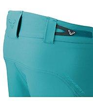 Dynafit Mercury 2 Dynastretch - pantaloni softshell - donna, Light Blue