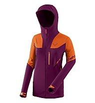 Dynafit Mercury Pro - Softshelljacke - Damen, Purple/Orange