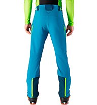 Dynafit Mercury Pro 2 - pantaloni sci alpinismo - uomo, Light Blue/Green