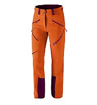 Dynafit Mercury Pro 2 - Skitourenhose - Damen, Orange/Purple