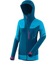 Dynafit Mercury Pro - Softshelljacke - Damen, Blue/Light Blue
