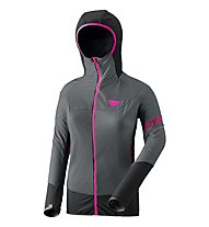 Dynafit Mezzalama 2 Polartec® Alpha - giacca ibrida - donna, Grey/Pink