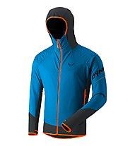 Dynafit Mezzalama 2 Ptc Alpha - giacca con cappuccio sci alpinismo - uomo, Blue