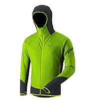 Dynafit Mezzalama 2 Ptc Alpha - giacca con cappuccio sci alpinismo - uomo, Light Green