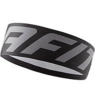 Dynafit Performance Dry - fascia paraorecchie, Black/Grey