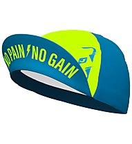 Dynafit Performance Visor - Trailrunnig Schirmmütze, Blue/Yellow