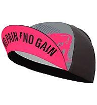 Dynafit Performance Visor - Trailrunnig Schirmmütze, Black/Camo/Pink