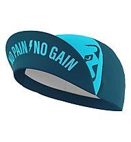 Dynafit Performance Visor - Trailrunnig Schirmmütze, Dark Blue/Light Blue