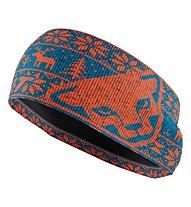 Dynafit Performance Warm - Stirnband Skitouren, Blue/Orange