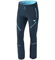 Dynafit Radical 2 Dst - pantaloni scialpinismo - donna, Blue/Light Blue