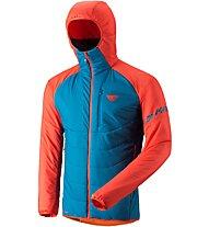 Dynafit Radical 2 Prl - giacca ibrida - uomo, Orange/Light Blue