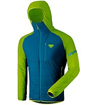 Dynafit Radical 2 Prl - giacca ibrida - uomo, Blue/Light Green