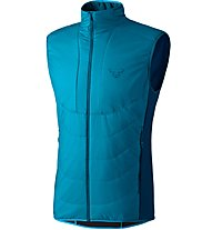 Dynafit Radical 2 - wattierte Skitourenweste - Herren, Light Blue