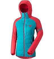 Dynafit Radical 2 Prl - giacca ibrida - donna, Pink/Light Blue