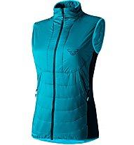 Dynafit Radical 2 Prl - gilet sci alpinismo - donna, Light Blue/Blue