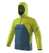 Dynafit Radical 3 Primaloft® - Skitourenjacke - Herren, Dark Blue/Green
