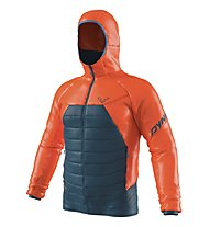Dynafit Radical 3 Primaloft® - Skitourenjacke - Herren, Dark Blue/Orange