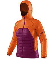 Dynafit Radical 3 Primaloft® - giacca in Primaloft - donna, Orange/Violet