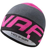 Dynafit Radical - Wollmütze Skitouren, Pink/Black/Grey