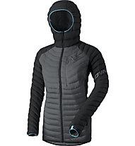 Dynafit Radical Down RDS - giacca in piuma - donna, Black/Grey